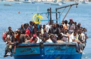 massinvandring