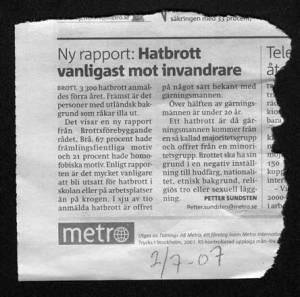metronotis
