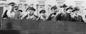 Soviet Officials on May Day
