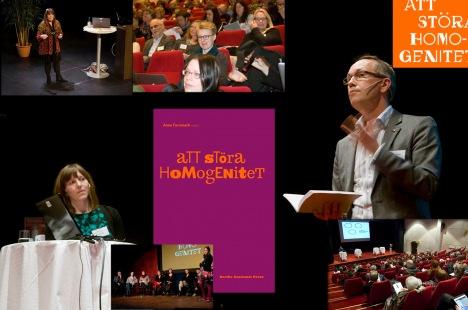Länsstyrelsen konferens, Kalejdoskop samt Att störa Homogenitet.