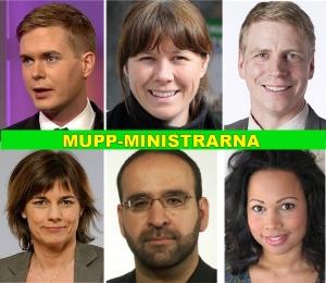 muppministrarna