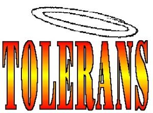 tolerant