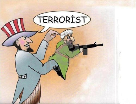 terroristdocka