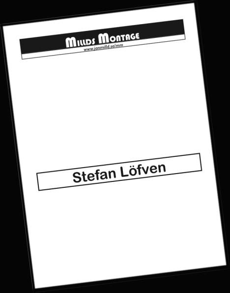 lofvenmontage