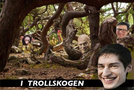 trollskogstrio