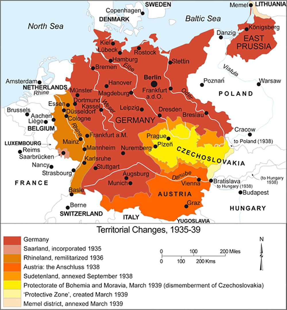 Repliken folster har fel om tyskland